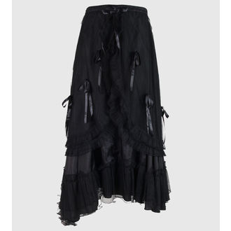 sukně dámská Butter - Black - ZSKIRT4