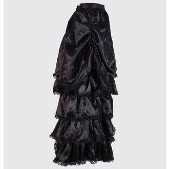 sukně dámská Saten - Black