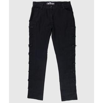 kalhoty dámské BAT ATTACK - Black, BAT ATTACK