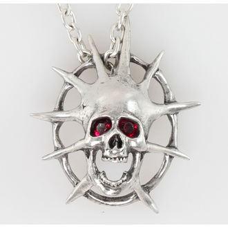 obojek ALCHEMY GOTHIC - Skull, ALCHEMY GOTHIC