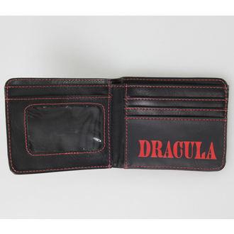 peněženka Dracula - Black
