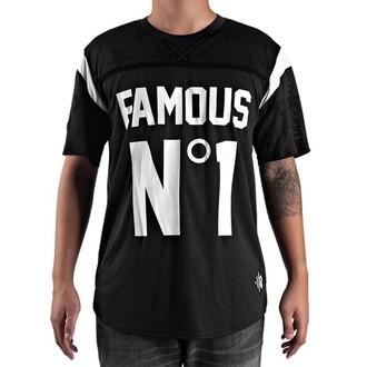 tričko pánské (dres) FAMOUS STARS & STRAPS - NO.1 - Jersey/Black, FAMOUS STARS & STRAPS