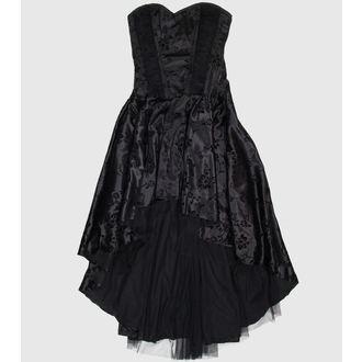 šaty dámské - Black - CHICO-134