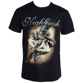 tričko pánské Nightwish - Sextant - BLK - NUCLEAR BLAST, NUCLEAR BLAST, Nightwish