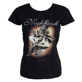 tričko dámské Nightwish - Sextant - BLK - NUCLEAR BLAST, NUCLEAR BLAST, Nightwish