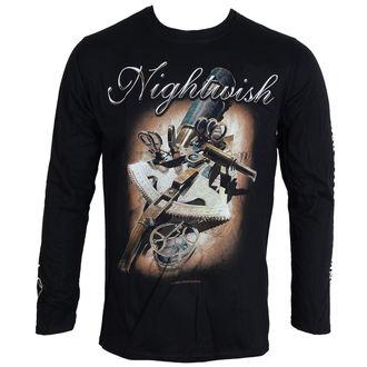 tričko pánské s dlouhým rukávem Nightwish - Sextant - BLK - NUCLEAR BLAST, NUCLEAR BLAST, Nightwish