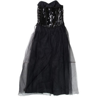 šaty dámské ADERLASS - Black, ADERLASS