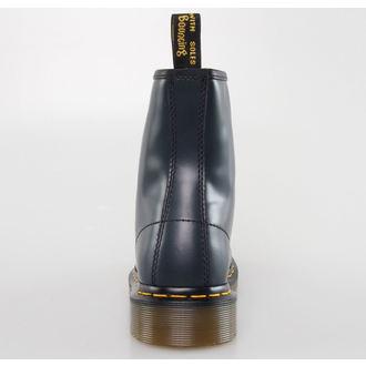 boty DR. MARTENS - 8 dírkové - 1460 - NAVY SMOOTH