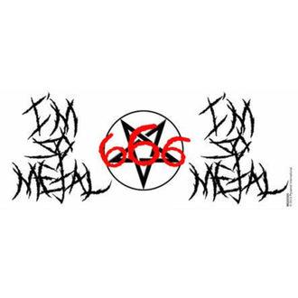 hrnek I´m So Metal - PYRAMID POSTERS