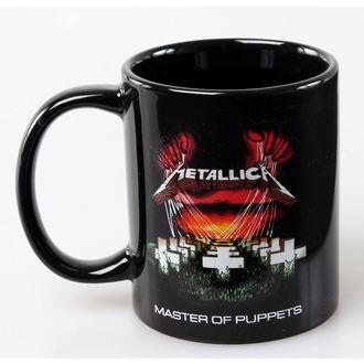 hrnek Metallica - Master Of Puppets - Black - PYRAMID POSTERS, PYRAMID POSTERS, Metallica