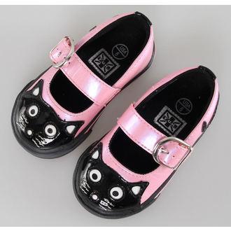 boty dětské T.U.K.- Pink/Black, NNM