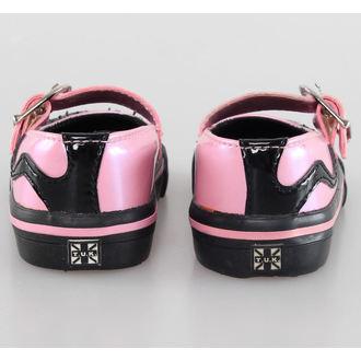 boty dětské T.U.K.- Pink/Black - A6764