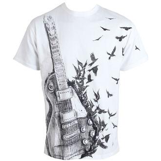 tričko pánské ALISTAR - Gibson&Crows - White - ALI110