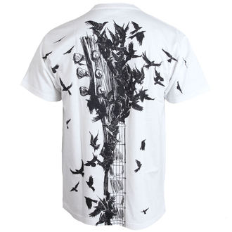 tričko pánské ALISTAR - Gibson&Crows - White, ALISTAR