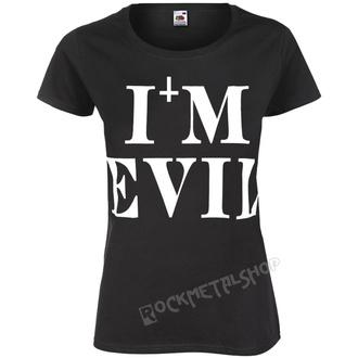 tričko dámské AMENOMEN - I'M EVIL, AMENOMEN