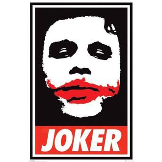 plakát Batman - The Dark Night - Obey The Joker - PYRAMID POSTERS, PYRAMID POSTERS