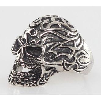 prsten SKULL - PSY116