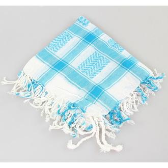 šátek ARAFAT - palestina - TURQUISE