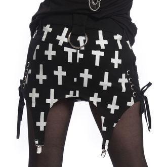 sukně VIXXSIN - Crusifix, VIXXSIN