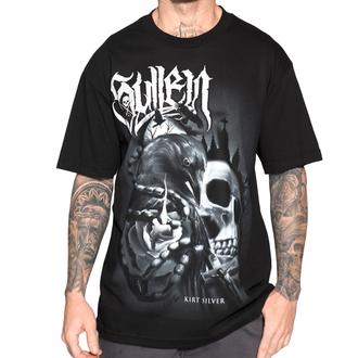 tričko pánské SULLEN - Kirt Silver - Black