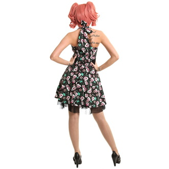 šaty dámské CUPCAKE CULT - Izzie - Cherry Bone