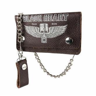 peněženka BLACK HEART - Rahakot - Brown, BLACK HEART