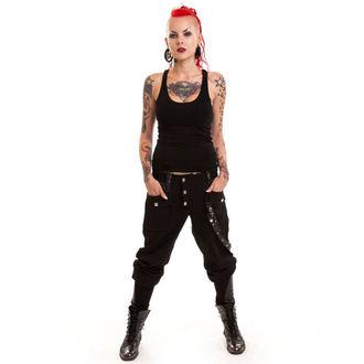 kalhoty dámské VIXXSIN - Grain - Black