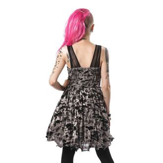 šaty dámské POIZEN INDUSTRIES - Kalista - Black