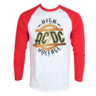 tričko s dlouhým rukávem AC/DC - High Voltage - PLASTIC HEAD, PLASTIC HEAD, AC-DC