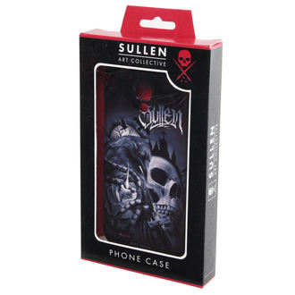 kryt na mobil SULLEN - Kirt Silver - Black