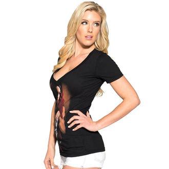 tričko dámské SULLEN - Gitana - Black