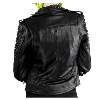 bunda dámská (křivák) KILLSTAR - Buckled Leather