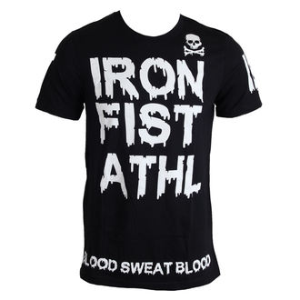 tričko pánské IRON FIST - Blood Drip - Black, IRON FIST