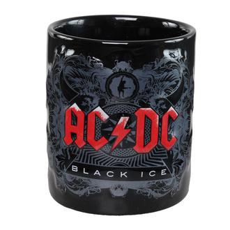 hrnek AC/DC - Black Ice - F.B.I., F.B.I., AC-DC