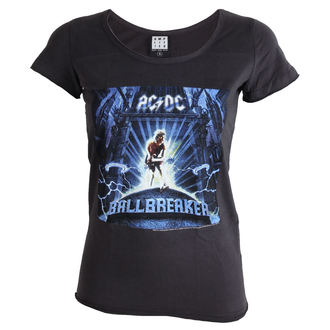 tričko dámské AC/DC - Ballbreaker - Charcoal - AMPLIFIED - ZAV601BLC