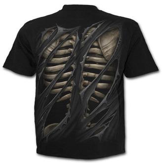 tričko pánské SPIRAL - Bone Rips - K033M101