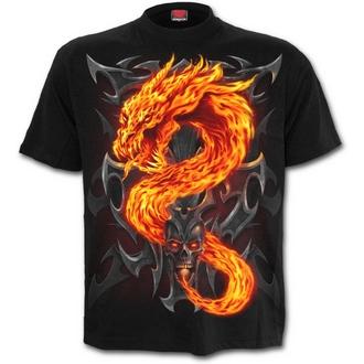tričko pánské SPIRAL - Fire Dragon - T112M101