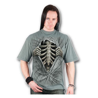 tričko pánské SPIRAL - Super Bad - E015M115