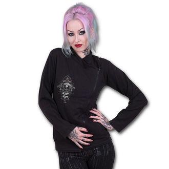 mikina dámská SPIRAL - In Goth We Trust, SPIRAL