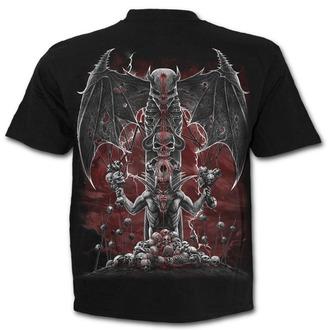 tričko pánské SPIRAL - Demon Tribe - D060M101