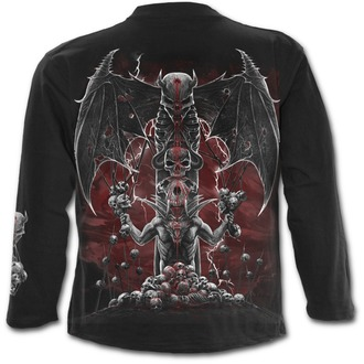 tričko pánské s dlouhým rukávem SPIRAL - Demon Tribe - D060M301