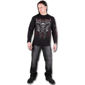 tričko pánské s dlouhým rukávem SPIRAL - Tribal Dreams
