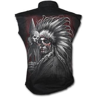 košile pánská bez rukávů SPIRAL - Tribal Dreams