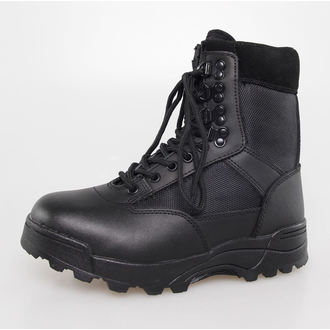 boty zimní BRANDIT - Zipper Tactical - Black - 9017/2