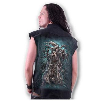 košile pánská bez rukávů SPIRAL - Forest Reaper, SPIRAL