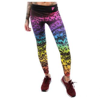 kalhoty dámské (legíny) IRON FIST - Growler - Multi - IF103233