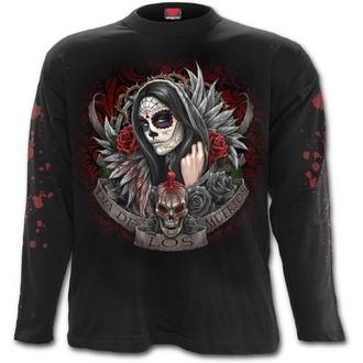 tričko pánské s dlouhým rukávem  SPIRAL - Muertos Dias