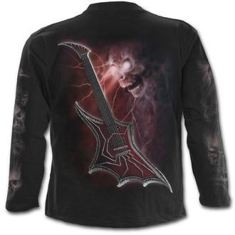 tričko pánské s dlouhým rukávem  SPIRAL - Stage Fright - K034M301