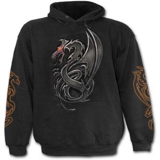 mikina pánská SPIRAL - Dragon Slayer - Black