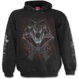 mikina pánská SPIRAL - Street Reaper - Black